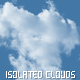Isolated Clouds - GraphicRiver Item for Sale