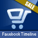 Facebook Timeline Cover E-Commerce - GraphicRiver Item for Sale