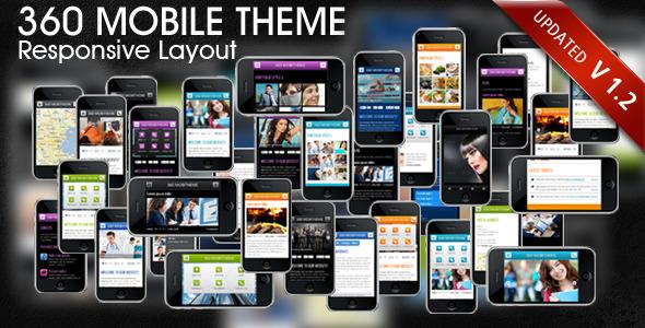 360 Mobile Theme