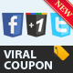 Viral Coupon WP e-Commerce - Share/Tweet=Discount - CodeCanyon Item for Sale