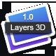Layers 3D - Parallax og Out af billedet effekter! - WorldWideScripts.net vare til salg