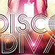 Disco Diva Party Flyer - GraphicRiver Item for Sale