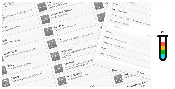 Plugins de WordPress sin los Cuales no podría Vivir: Ether Content Builder