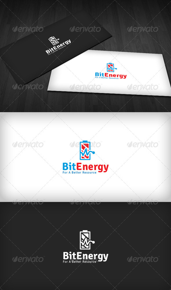 Energy Bit Logo