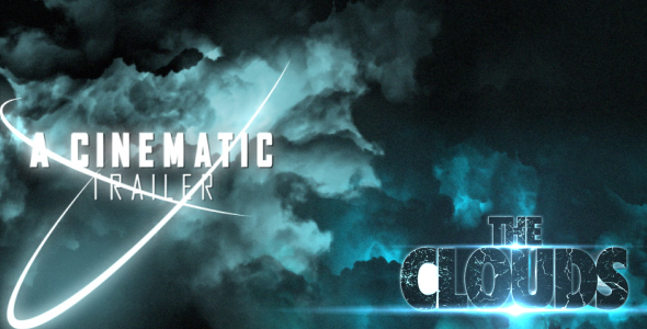 After Effects Project - VideoHive The Clouds-CS4Trailer 102873