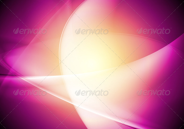 Colourful abstract design - Abstract Conceptual