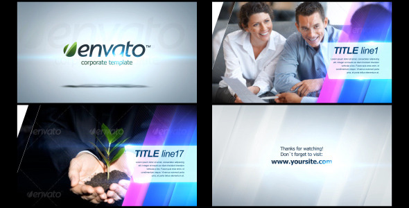 After Effects Project - VideoHive Corporate Slides 2866125