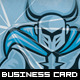 Characterize Business Card - GraphicRiver Item for Sale