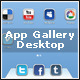 App Gallery Desktop - ActiveDen Item for Sale