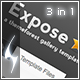 Expose Gallery Template - 3 in 1