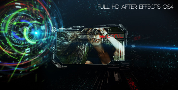 After Effects Project - VideoHive Holographic Gadget Displays 2868521