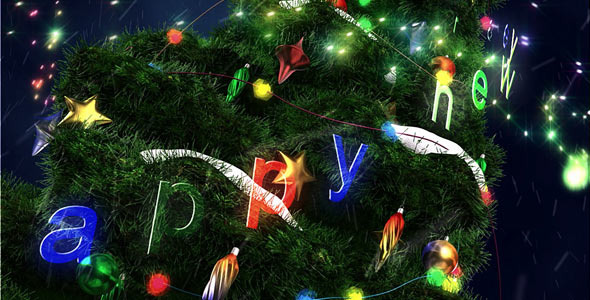 After Effects Project - VideoHive Happy New Year Intro 304097