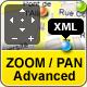 XML Zoom/Pan Advanced - Dynamic Landmarks - ActiveDen Item for Sale