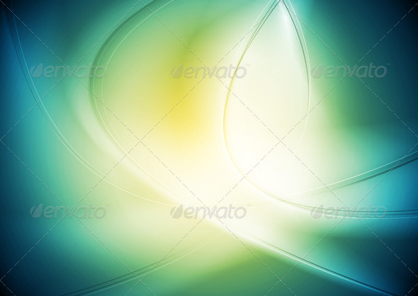 Abstract modern design - Abstract Conceptual