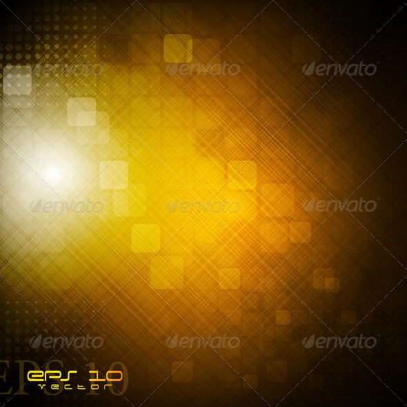 Hi-tech vector design - Backgrounds Decorative