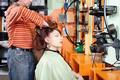 Had massage in hair salon - PhotoDune Item for Sale