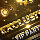 Exclusive VIP Party Flyer / Poster - GraphicRiver Item for Sale