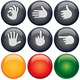 Button Hand Sign - GraphicRiver Item for Sale
