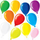 Download Vector Party Balloons