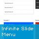 jQuery Infinite Slide Menu Plugin - CodeCanyon Item for Sale