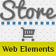 Store Web Elements I - GraphicRiver Item for Sale