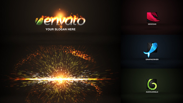 VideoHive Implosion Logo and Titles 2872827