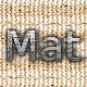 Organic Mat Texture