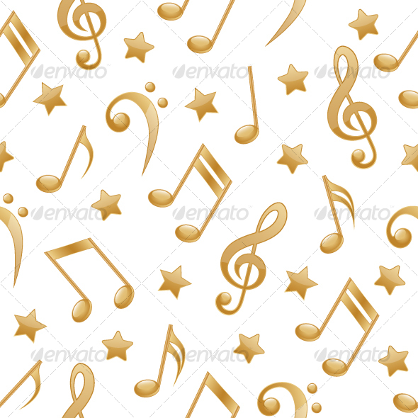 GraphicRiver Music Notes 103181