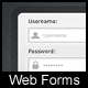 Modern, Clean Web Forms - Dark and Light Styles