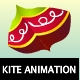 7 Kites Vector Animation  - ActiveDen Item for Sale