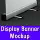 Banner Display Mockup - GraphicRiver Item for Sale