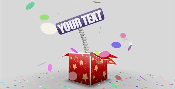 VideoHive Giftbox 2878420