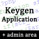 PHP Keygen Application