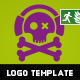 DOA Pirate Sound Logo Template - GraphicRiver Item for Sale