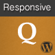 Q Premium WordPress Theme - ThemeForest Item for Sale