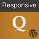 Q Premium WordPress Theme  Free Download