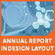 Annual Report Indesign Layout - GraphicRiver Item for Sale