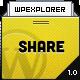 Share - Gallery, Photos, Freebies WordPress Theme