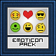 Emoticon Pack (26 Small Emoticons) - GraphicRiver Item for Sale
