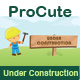ProCute - Coming Soon Theme