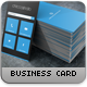 NokiApp Business Card - GraphicRiver Item for Sale