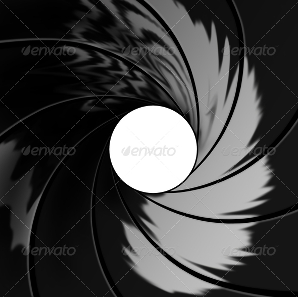 PhotoDune inside barrel illustration 2886340