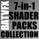 Shader Packs 7-in-1 Collection Vol.1 - 3DOcean Item for Sale