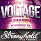Voltage Party Flyer Template - GraphicRiver Item for Sale