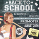 Back to School | AFter School | Flyer Template - GraphicRiver Item for Sale