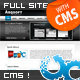 Full CMS Business Template 01 - ThemeForest Item for Sale