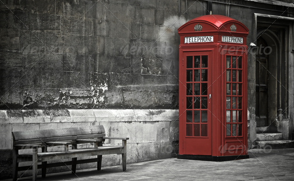 PhotoDune London 2943561