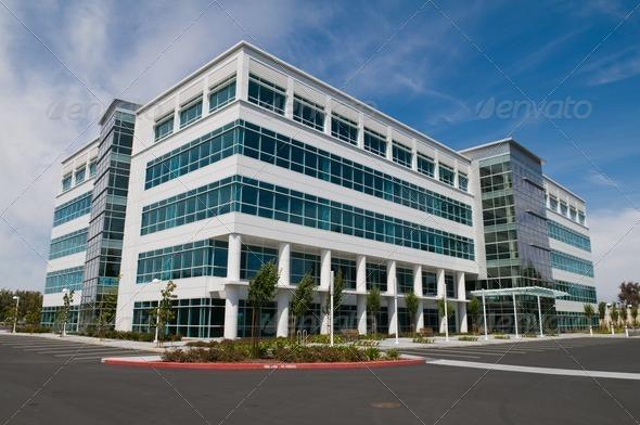 PhotoDune Office building 304719
