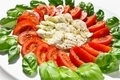 mozzarella with basil and tomatoes - PhotoDune Item for Sale