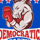 Democrat Donkey Mascot Boxer Shield  - GraphicRiver Item for Sale